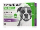FRONTLINE COMBO CANI 20-40 KG 3 pipette