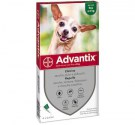 ADVANTIX SPOT-ON PER CANI FINO A 4 KG
