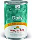 ALMO NATURE DAILY MENU CANE POLLO GR. 400 offerta