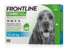 FRONTLINE COMBO CANI 10-20 KG 3 pipette