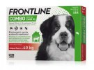 FRONTLINE COMBO CANI 40-60 KG 3 pipette