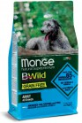 MONGE BWILD ALL BREEDS ADULT ACCIUGHE PATATE PISELLI KG 127