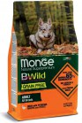 MONGE BWILD ALL BREEDS ADULT ANATRA PATATE KG 2.5