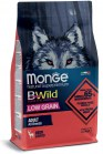 MONGE BWILD ALL BREEDS ADULT CERVO KG 2,5