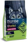 MONGE BWILD ALL BREEDS ADULT CINGHIALE KG 2,5