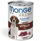 MONGE CANE FRESH VITELLO GR.400