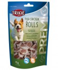 ROLLS SNACK  PER CANI TRIXIE GR.75