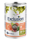 EXCLUSION MEDITERRANEO MONOPROTEICO ADULT SALMONE ALL BREEDS gr 400