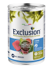 EXCLUSION MEDITERRANEO MONOPROTEICO ADULT TONNO ALL BREEDS gr 400